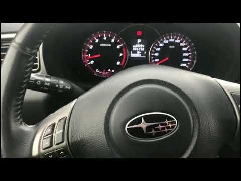 Subaru Forester 2.5 масложор - лечим масложор Алгоритмом. 1ая часть