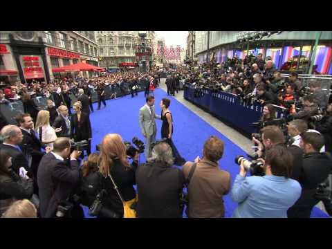Prometheus World Premiere - London