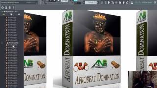 The Afrobeat Domination Sample Pack (Afropop/Naija/FL Studio)