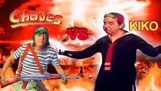 getlinkyoutube.com-YTPBR  - Chaves luta contra Kiko para ver se no céu tem pão