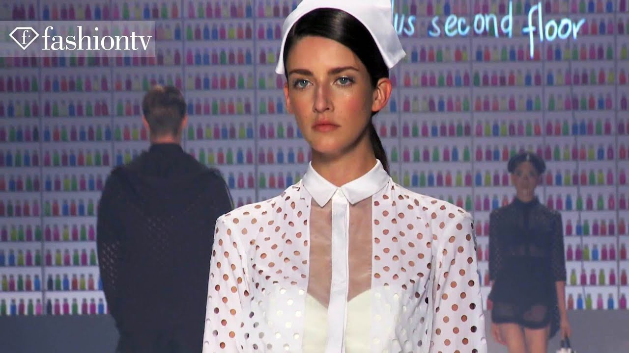 Ellus Second Floor Spring/Summer 2014 Show | Fashion Rio | FashionTV