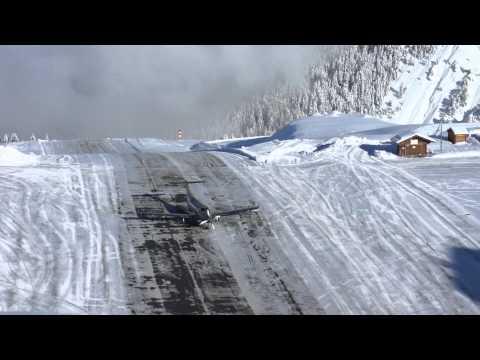 Lądowanie w ekstremalnych warunkach