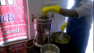 getlinkyoutube.com-Amla Juice Extractor