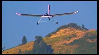 RC Plane Long Duration Flight