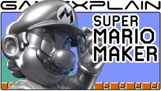 getlinkyoutube.com-Metal Mario Secret in Super Mario Maker