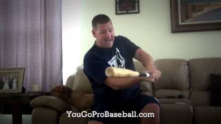 How To Hit with a Wood Baseball Bat