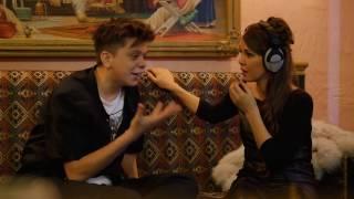 The WHISPER CHALLENGE with Elvin Grey and Urazova: Как сложно читать по губам!