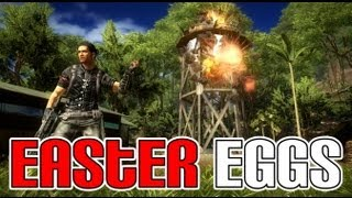 getlinkyoutube.com-All Just Cause 2 Easter Eggs