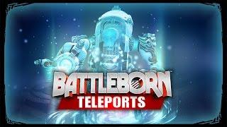 getlinkyoutube.com-All Battleborn Hero Teleport Animations
