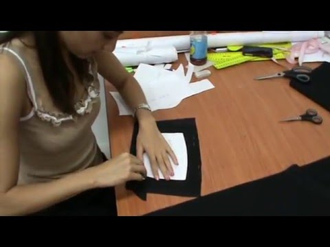 Cursuri de croitorie incepatori / www.institutuldemoda.ro