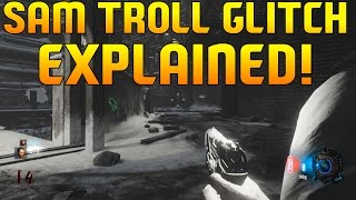 getlinkyoutube.com-Why Sam Takes Your Guns + Points! Sam Trolling Glitch Explained! (BO3 Zombies)