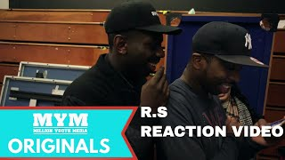 getlinkyoutube.com-R.S. aka Roll Safe reacts to his R.S Fire In The Booth | Inside Hood Documentary Episode 2