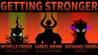 getlinkyoutube.com-Getting Stronger - Michelle Creber, Black Gryph0n, Baasik