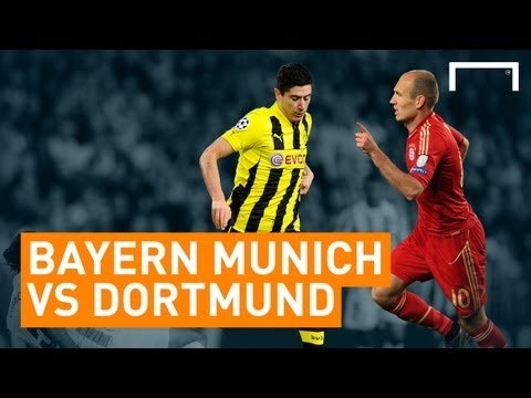 Bayern Munich vs Dortmund - Champions League Final Preview