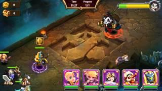 getlinkyoutube.com-Magic rush: do the most damage in team raids!