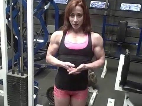 Back & Tng Tips w-Ms Natural Olympia Jodi Miller!!