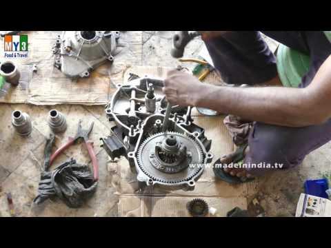 BIKE ENGINE REPAIRING | BIKE MECHANIC