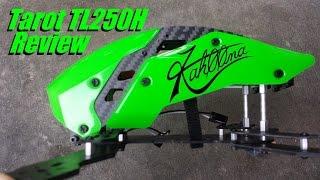 getlinkyoutube.com-Tarot TL250H Race Frame Review from Banggood