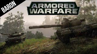 getlinkyoutube.com-Armored Warfare Gameplay & Beta Sign Up - Modern Day Tank Hype!