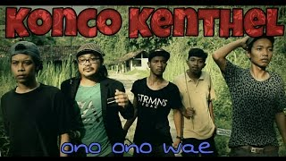 KONCO KENTHEL full movie (film e cah Sleman Jogjakarta) width=