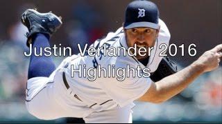 getlinkyoutube.com-Justin Verlander 2016 Highlights