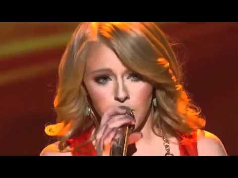 Hollie Cavanagh: Faithfully (Journey) - STUDIO Version [HD] (American Idol)