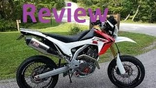 getlinkyoutube.com-Honda Crf250L Unofficial Review