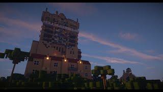 Minecraft - WDW Tower Of Terror
