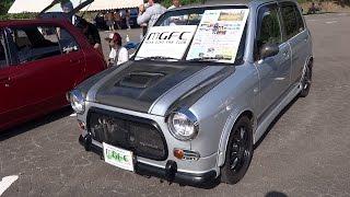 Kei car DAIHATSU Mira Gino  L710 custom car   ダイハツ ミラ ジーノ L710 カスタムカー 軽自動車