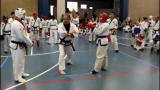 getlinkyoutube.com-2012 World Tang Soo Do Championships - Bronze Medal Match