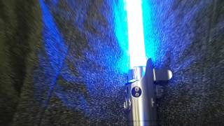 getlinkyoutube.com-2015 RPF hasbro star wars black series luke skywalker lightsaber