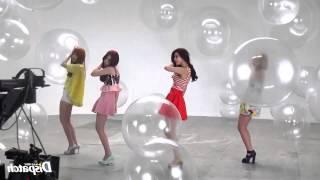 GIRLS DAY (걸스데이) - Hello Bubble (헬로버블) (Dance Mirror)