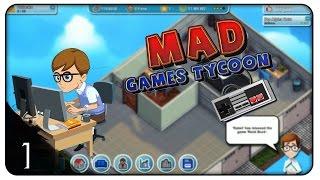 getlinkyoutube.com-TWORZYMY GRY - LEPSZY GAME DEV TYCOON - MAD GAMES TYCOON #1