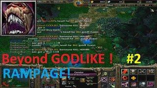 getlinkyoutube.com-DotA 6.83d - Gondar, Bounty Hunter Beyond GODLIKE ! (RAMPAGE)