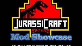 getlinkyoutube.com-Jurassicraft 2.0 Mod Showcase