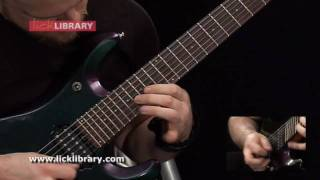 getlinkyoutube.com-Into The Mouth Of Hell We March -Trivium - Guitar Solo Performance - www.licklibrary.com