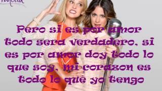 getlinkyoutube.com-violetta 2 si es por amor letra con imagenes