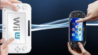 getlinkyoutube.com-Wii u Gamepad vs PS VITA PS4 Comparativa del uso a distancia.