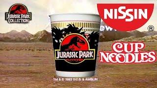 getlinkyoutube.com-Jurassic Park NISSIN Cup Noodle Commercial