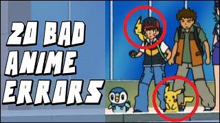 getlinkyoutube.com-20 of the WORST Errors/Mistakes in the Pokemon Anime