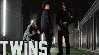 Les Twins x Shaun Creativity - Ghost Faces   Hudson Mohawke - Octan (V.Lamda Remix)