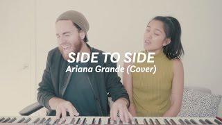 getlinkyoutube.com-Side to Side (Ariana Grande ft. Nicki Minaj Cover) - Us The Duo
