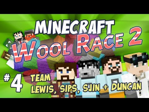 Race for the Wool - Episode 4 - Water Elevator