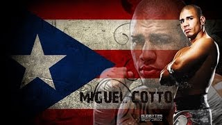 getlinkyoutube.com-★ MIGUEL COTTO    Highlights/Knockouts