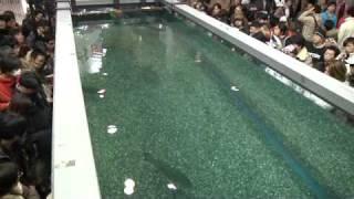 ジャッカル巨大水槽のバスを釣りたい!! ☆  加藤誠司 × ノリちゃん