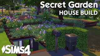 getlinkyoutube.com-The Sims 4 House Building - Secret Garden