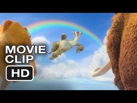 Ice Age: Continental Drift CLIP - Storm (2012) Animated Movie HD