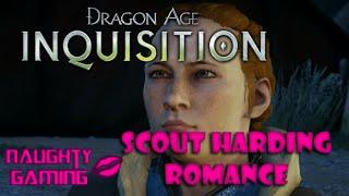 getlinkyoutube.com-Dragon Age Inquisition Scout Harding Romance (She Led Me On)