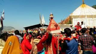 देव नृत्य जय माँ भद्रकाली डोली मंडाण (Jkhanidar )