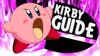 getlinkyoutube.com-Kirby Strategy Guide - Super Smash Bros. Wii U/3DS (Moveset, Customs, Combos & Tech)